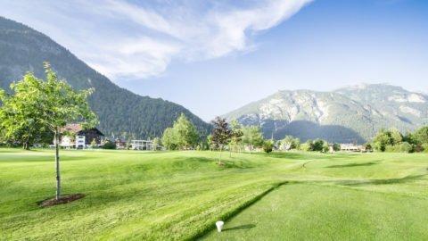 Golf mit Auszeit