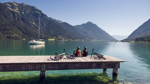 Aktiv am Achensee