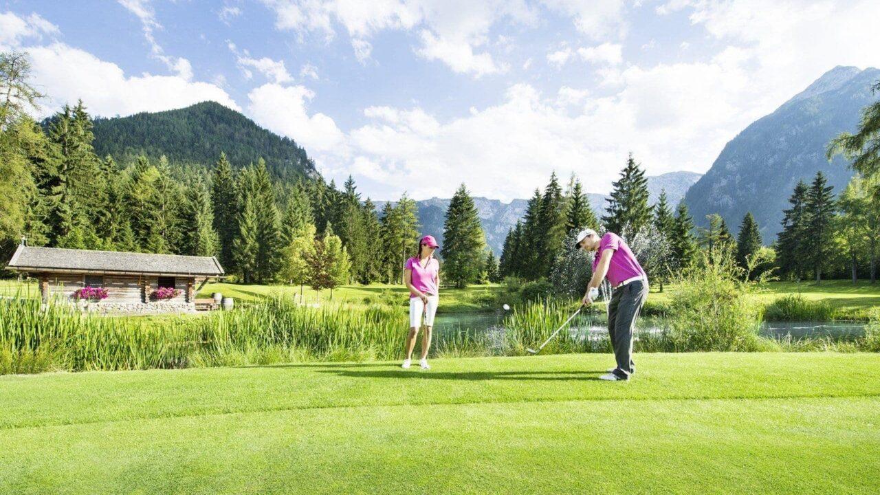 Golf Pertisau 2014 14