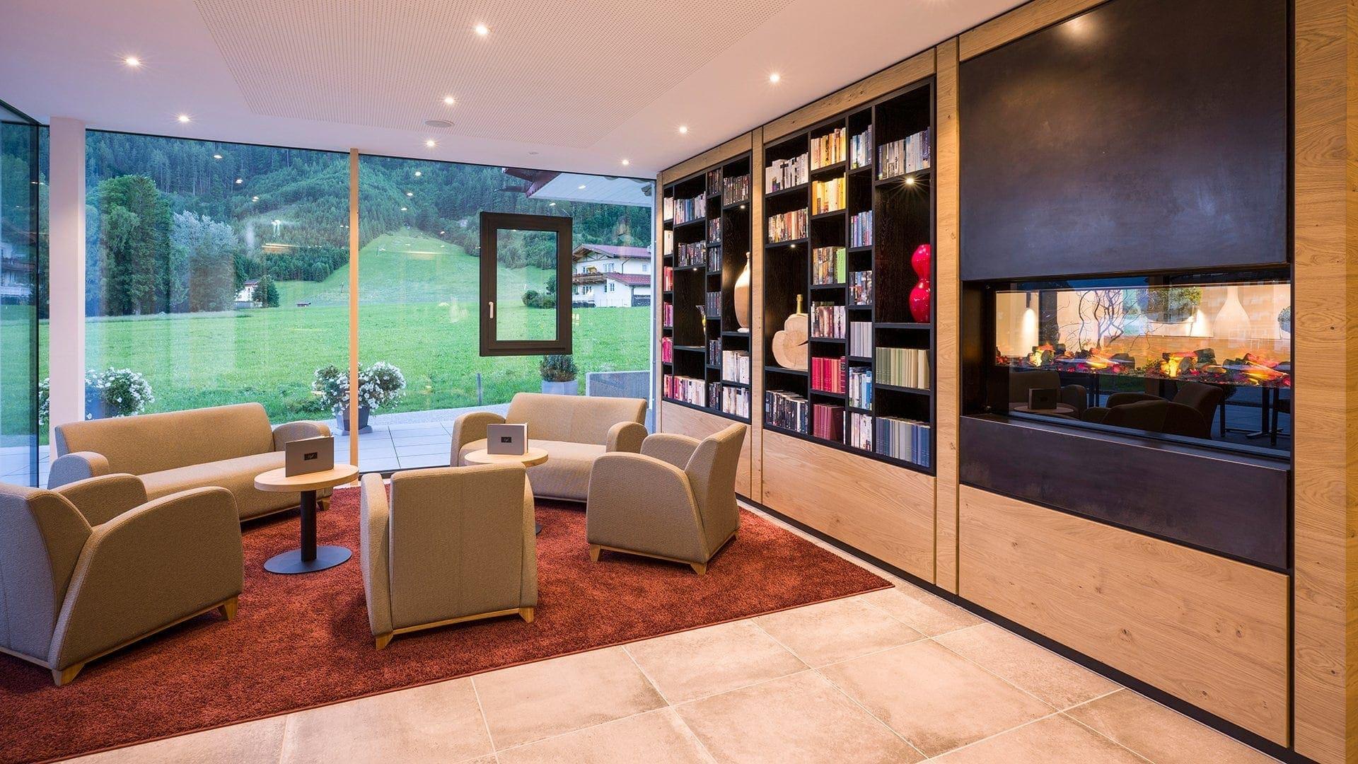Hotel hotel auszeit pertisau for Design hotel achensee