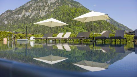 Hotel Auszeit Pertisau 05 2018 Schwimmbad 3