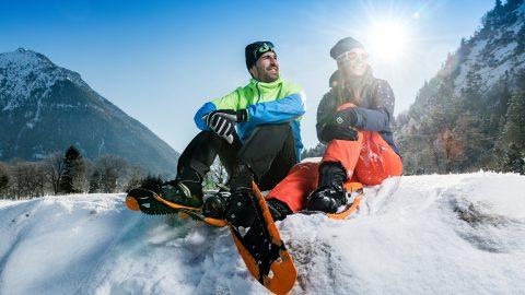 schneeschuhwandern achensee3