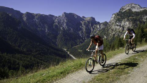 mountainbiken zwoelferkopf achensee